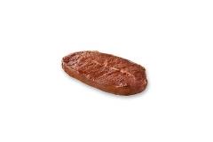 Paleron de boeuf tranché mariné barbecue