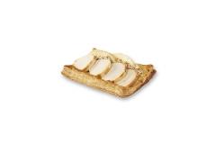 Feuilleté Boudin Blanc et Pommes