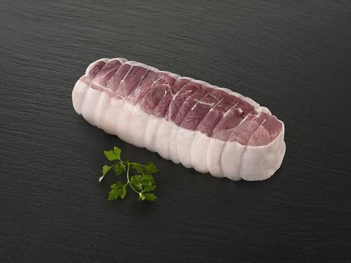 Rôti de porc sans os