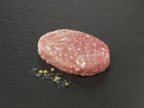 Bifteck haché de veau