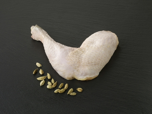 Cuisse de poulet déjointée